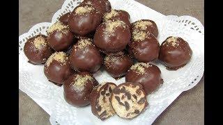 حلوى سريعة بدون فرن ب3 مكونات أساسية فقط سهلة وغير مكلفة روووووعة حلويات العيد  Gateaux sans cuisson