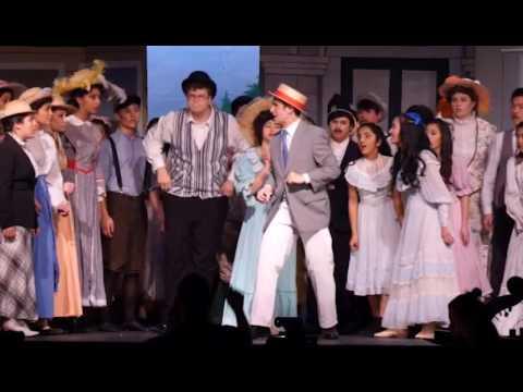 'The Music Man' - Moreau Catholic High School (MCHS) 2016