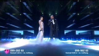 Melodifestivalen 2015 - One By One (Elize & Rickard)