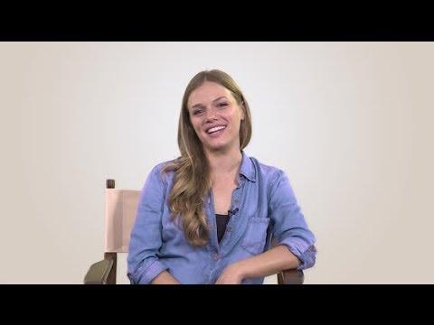 Revolution star Tracy Spiridakos talks about the   Splash  TV  Splash  TV