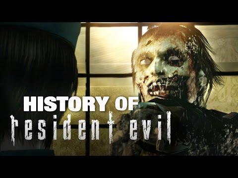 History of RESIDENT EVIL (1996-2016)