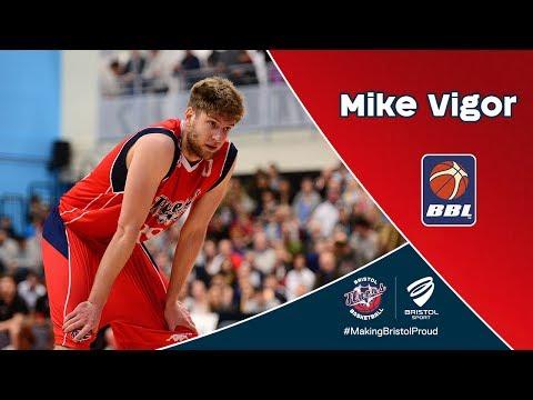 Mike Vigor - 2016/17 BBL Highlights