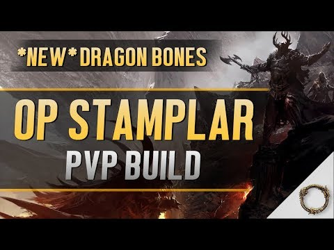 Repeat ESO - Stamplar Tank Build (PVE) by Life Balance