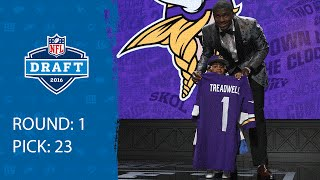 Laquon Treadwell (WR) | Pick 23: Minnesota Vikings | 2016 NFL Draft