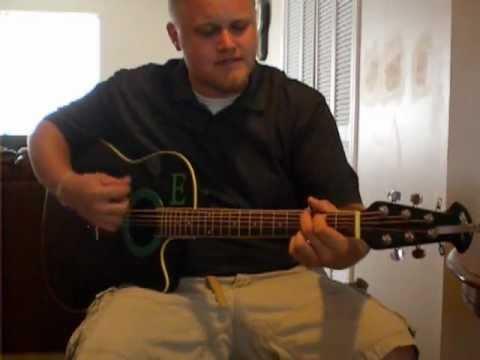 Hank Jr. - If Heaven Ain't a Lot Like Dixie - Acoustic Cover