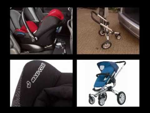 Quinny Buzz & Maxi Cosi Car Seat Compatibility - YouTube