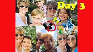 Walt Disney World Vacation Vlog #3 Downtown Disney, Meet & Greet, Shopping, & T-Rex