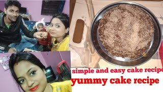 My testy yummy cake recipe.