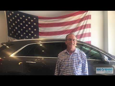 King ORourke Reviews: Testimonial by Gary about a 2020 Cadillac XT5