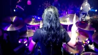 Waltteri Väyrynen: Paradise Lost - As I Die (live drum cam)