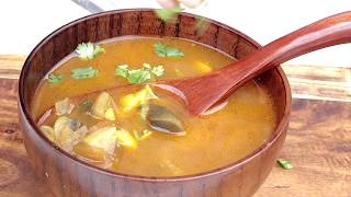 Easy Mushroom Soup Indian Style Mushroom Soup Without Cream Outdoor Cooking Channel Gkn Flicks Youtube