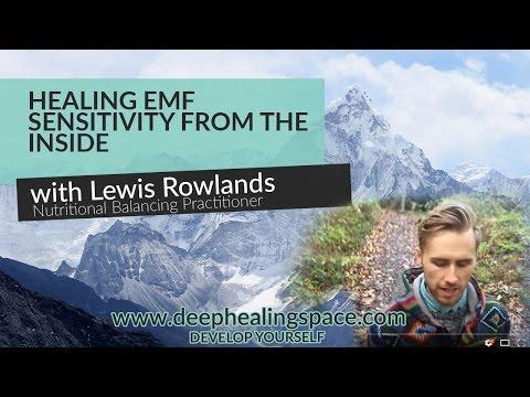 Healing EMF Sensitivity - From the inside!! (ELECTROSENSITIVITY)