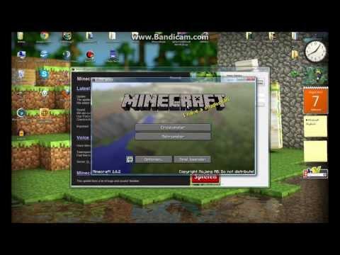 minecraft mac cracked launcher 1.6.2