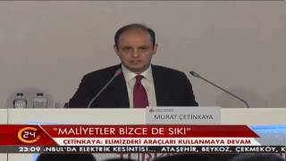 Merkez Bankası Başkanı Çetinkaya: TL'nin korunması için desteğimizi vereceğiz