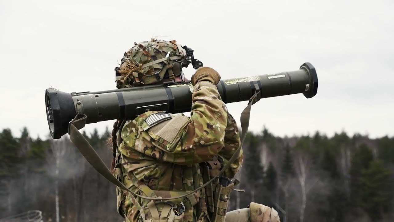 US Military News • U.S Soldiers Participate in Live fire Exercise Germany, March 25 2021