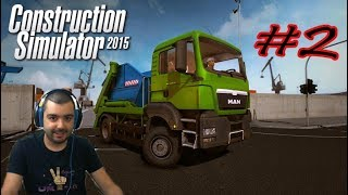 Jack Mотокариста Construction Simulator 2015 #2