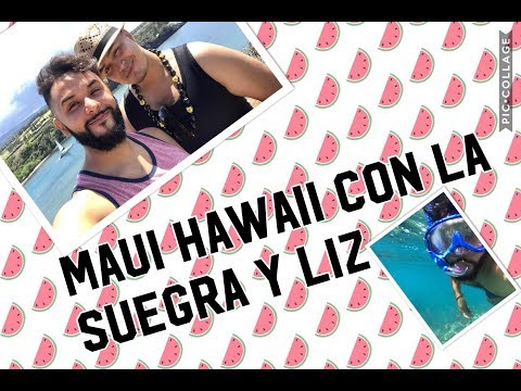 MAUI HAWAII |VLOG| ANIVERSARIO GAY