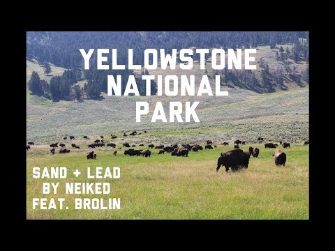 """Yellowstone National Park with """"Sand & Lead"""" by NEIKED ft Brolin"""
