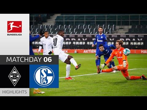 Borussia M'gladbach - FC Schalke 04 | 4-1 | Highlights | Matchday 9 – Bundesliga 2020/21