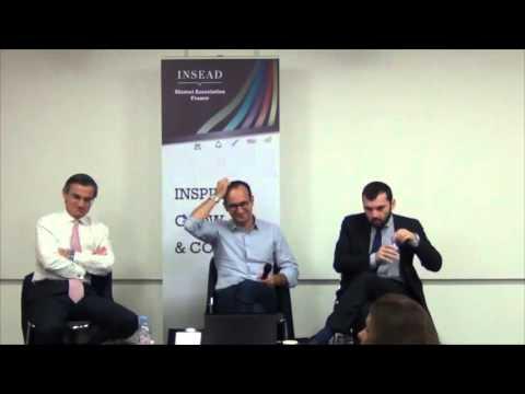 INSEAD Alumni Event - Retours sur la success Story KKR - Sandro, Maje, Claudie Pierlot