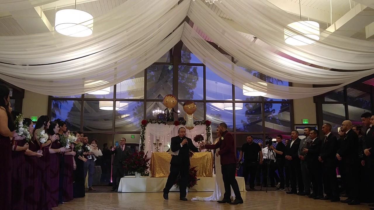 Www Charliedjandlighting Wedding Reception Knollwood Country Club In Granada Hills Ca