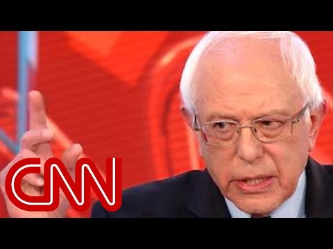 Bernie Sanders fires back at Trump over socialism