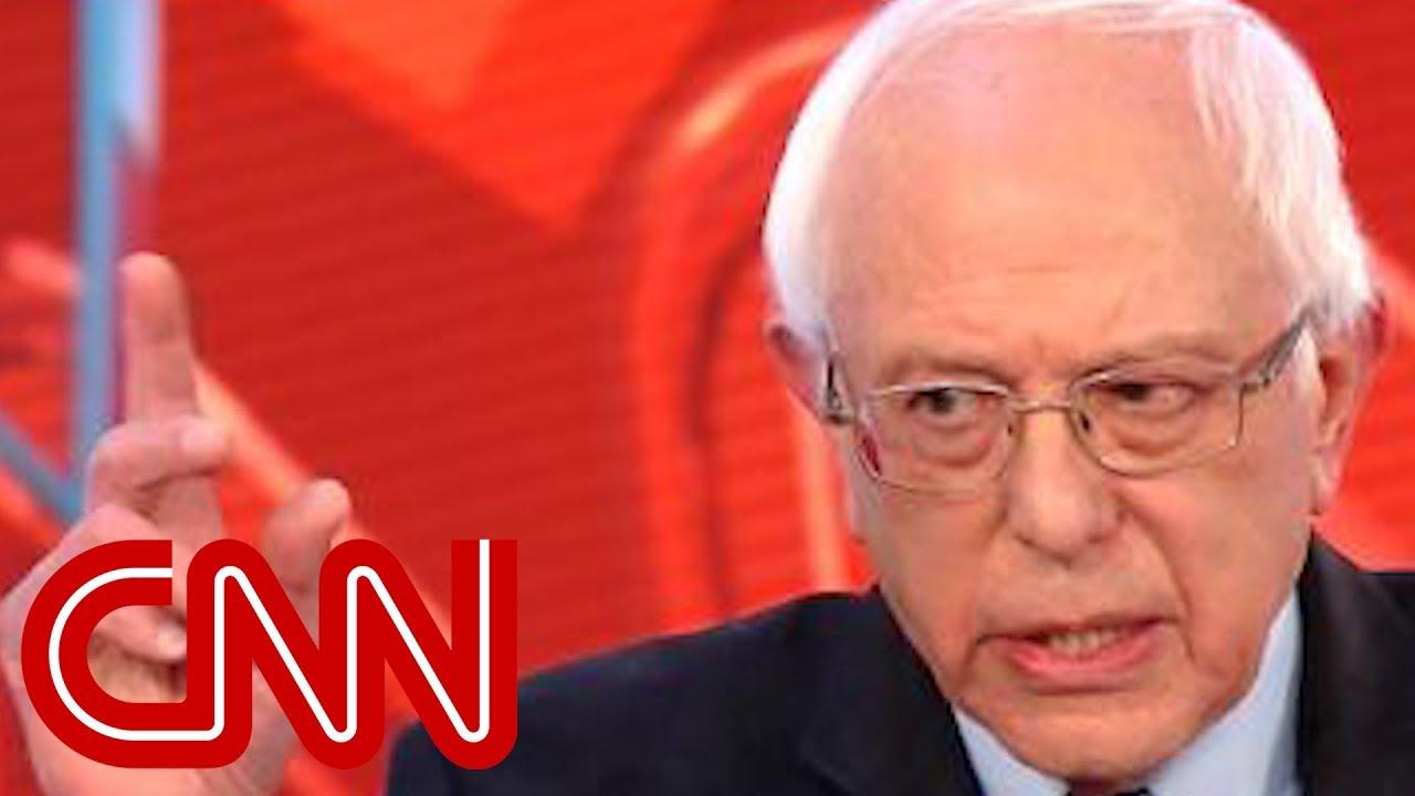 Bernie Sanders fires back at Trump over socialism