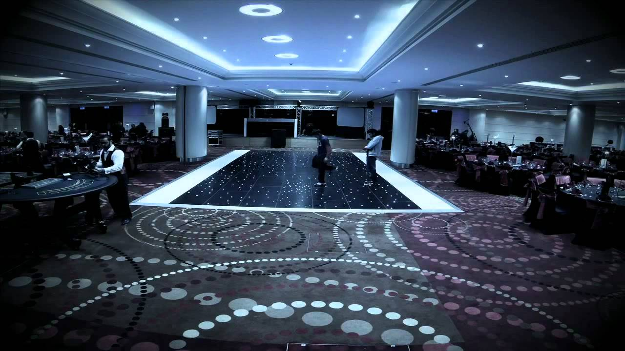 Mor decor 007 casino royale themed pre wedding youtube for 007 decoration ideas