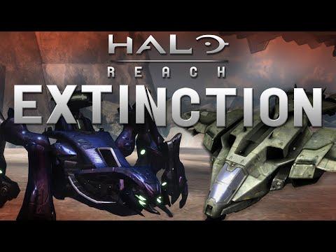 Halo Reach: EXTINCTION Release Trailer