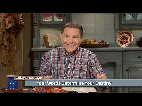 Your Words Determine Your Destiny