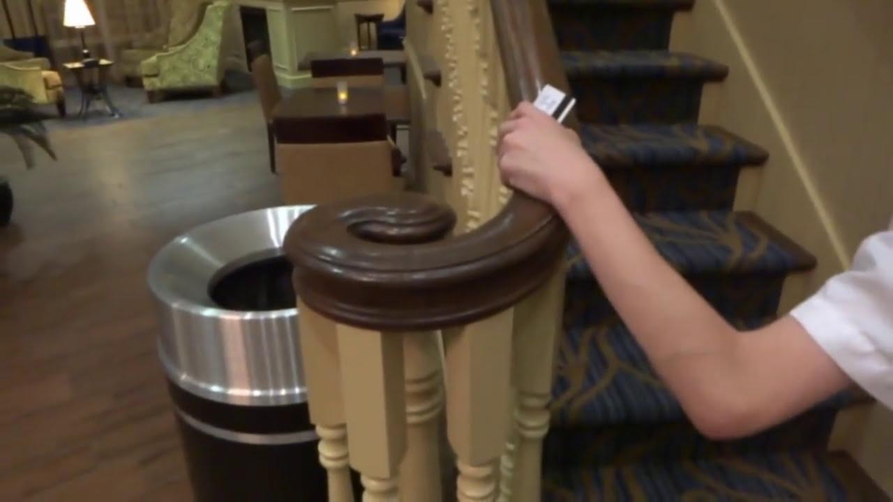 Full Hotel Tour of the Hampton Inn in Salem, Virginia (Roanoke Area ...