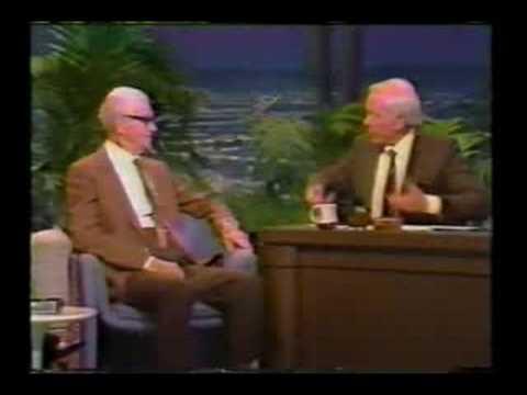 Willis Eden on Johnny Carson