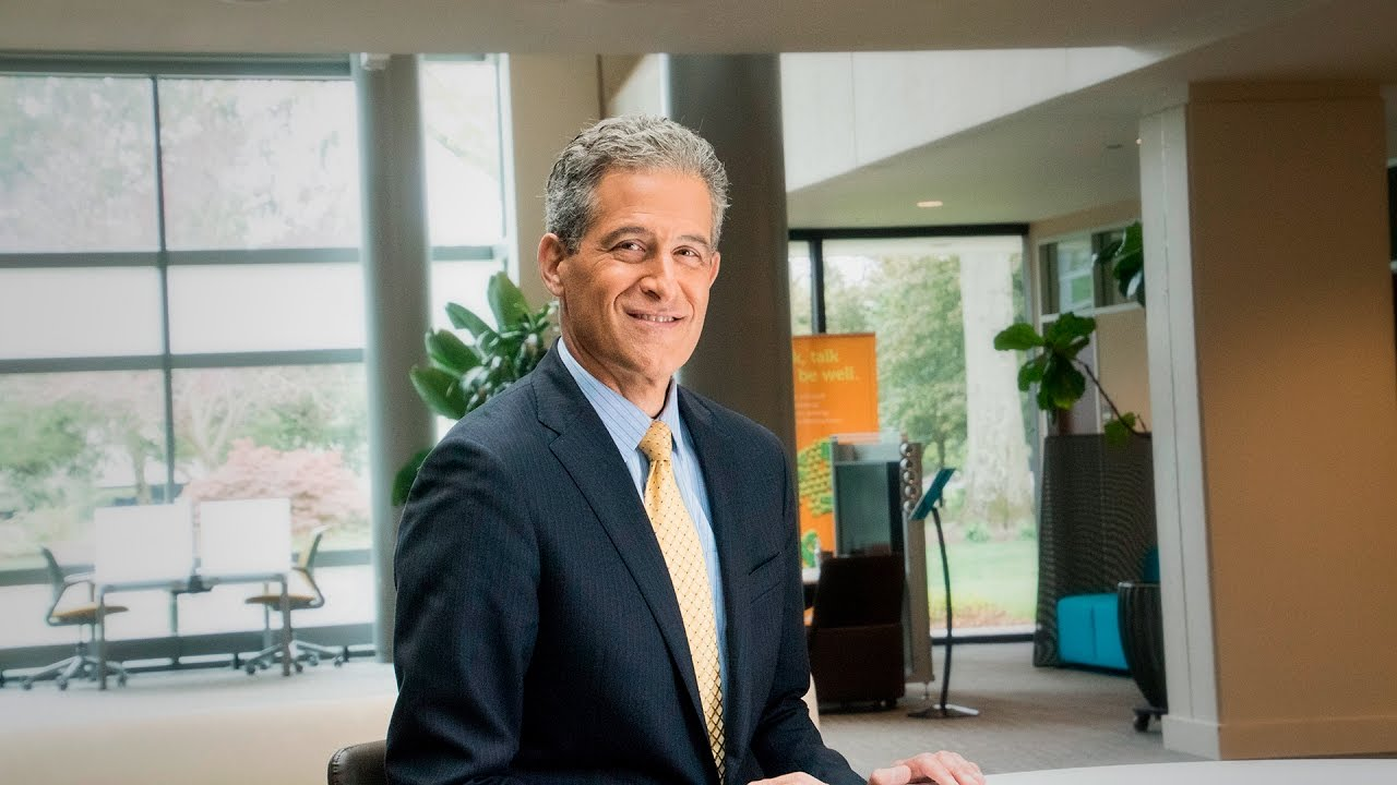 RWJF's New President Richard Besser Hits the Ground Learning ...