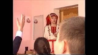 Фрагмент урока эрзянского языка