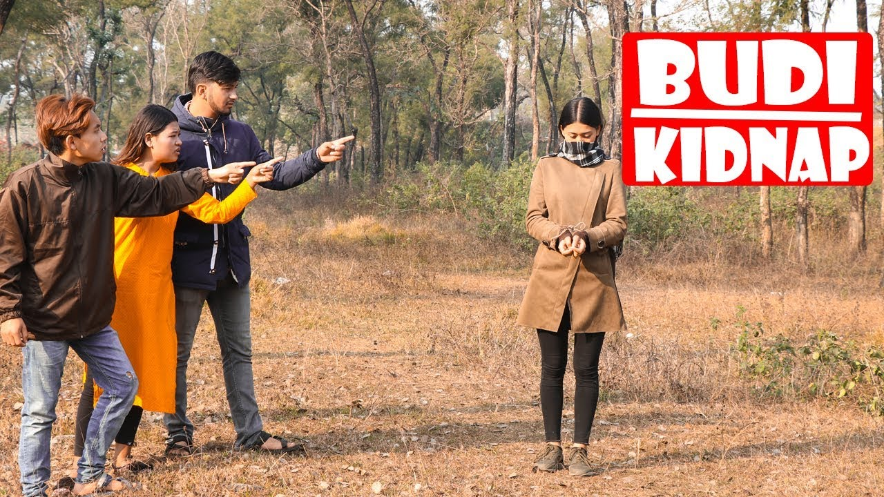 Budi Kidnap | Buda Vs Budi |Nepali Comedy Short Film|SNS Entertrainment