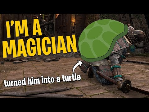 I'm a Magician - For Honor