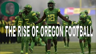 The Rise of Oregon Football
