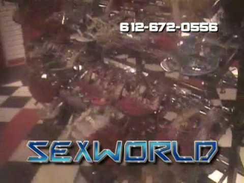 SexWorld of Minneapolis Sale Comercial