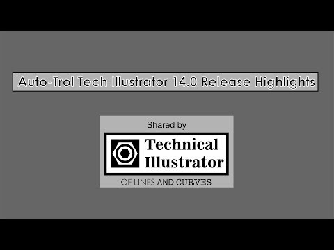 Auto-Trol Tech Illustrator Ver. 14.0 Release Highlights