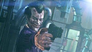 "BATMAN ARKHAM KNIGHT #5 - ""THE JOKER!!!!"" (HD GAMEPLAY WALKTHROUGH)"