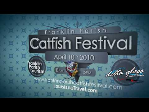 Franklin Parish Catfish Festival 2010