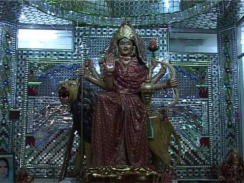 Darshan Of Maa Sherawali Mandir - Chandigarh - Temple Tours Of India