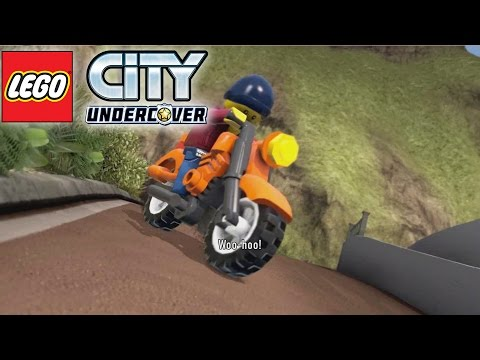LEGO City Undercover - Robbery And Chese Gameplay Walkthrough Part 23 (PC)