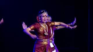 Mallika Sarabhai & Ensemble: US 2017 Nataraj Vandanam