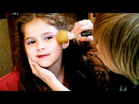 Beauty Fashion 8, a colorful Rainbow MakeUp For Kids on Emma by Jonah
