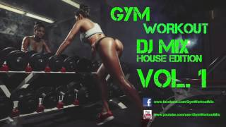 Gym Workout DJ Mix - House Electro Dance Edition Vol 1