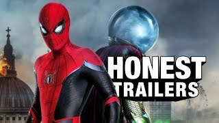 Honest Trailers | Spider-Man: Far From Home