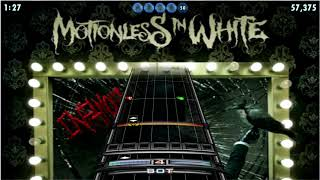 Motionless In White - A-M-E-R-I-C-A (Drum Chart) Mp3