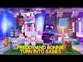 Funtime Freddy's Baby Adventure- Minecraft FNAF Roleplay