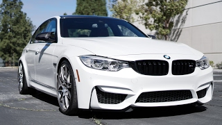 BMW M3 Competition Package 4K